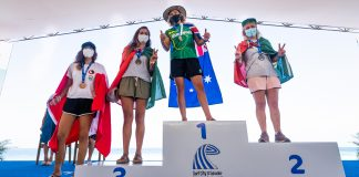 ISA Games e vagas olímpicas