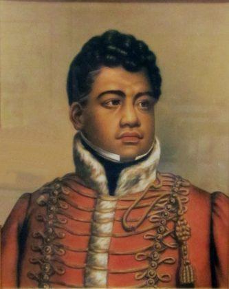 Kamehameha II. Foto: Reprodução.