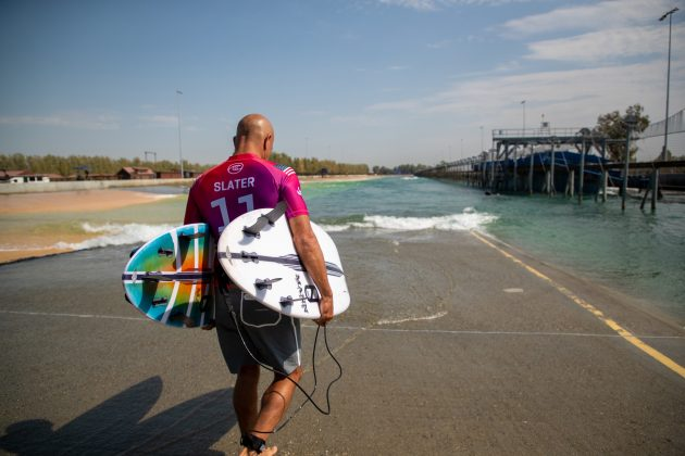 Kelly Slater, Surf Ranch Pro 2021, Lemoore, Califórnia (EUA). Foto: WSL / Heff.