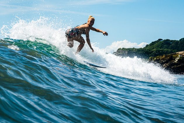 Tatiana Weston-Webb, Jogos Olímpicos 2021, Tsurigasaki Beach, Ichinomiya, Chiba, Japão. Foto: ISA / Ben Reed.