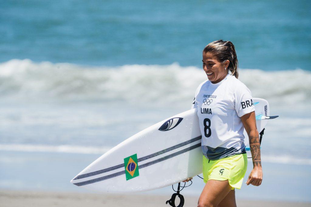 Silvana Lima está na briga pelo ouro