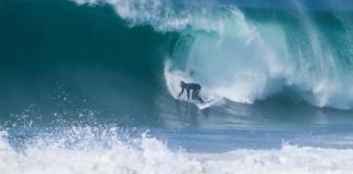 A onda da lesão