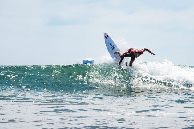 Miguel Tudela, Jogos Olímpicos 2021, Tsurigasaki Beach, Ichinomiya, Chiba, Japão. Foto: ISA / Ben Reed.