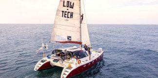 Uma barca sustentável