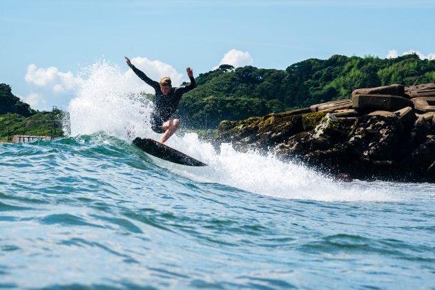 John John Florence, Jogos Olímpicos 2021, Tsurigasaki Beach, Ichinomiya, Chiba, Japão. Foto: ISA / Ben Reed.