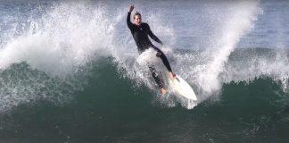 Caretas do surfe