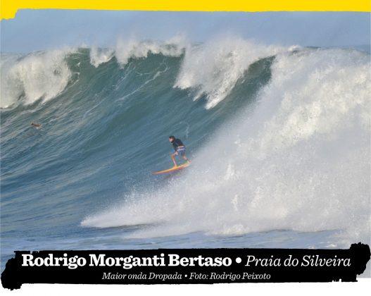 Rodrigo Morganti Bertaso, Praia do Silveira (SC). Foto: Rodrigo Peixoto.