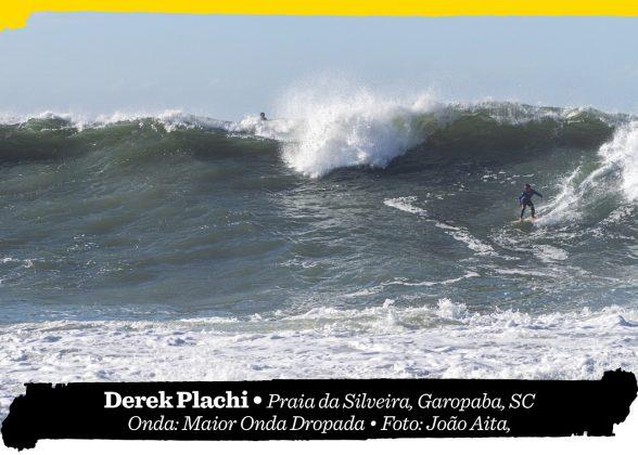 Derek Plachi, Praia do Silveira (SC). Foto: João Aita.