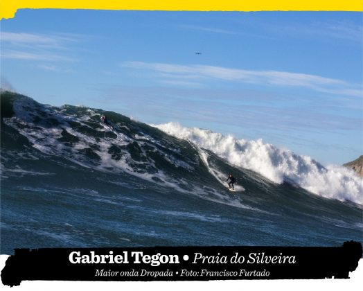 Gabriel Tegon, Praia do Silveira (SC). Foto: Francisco Furtado.