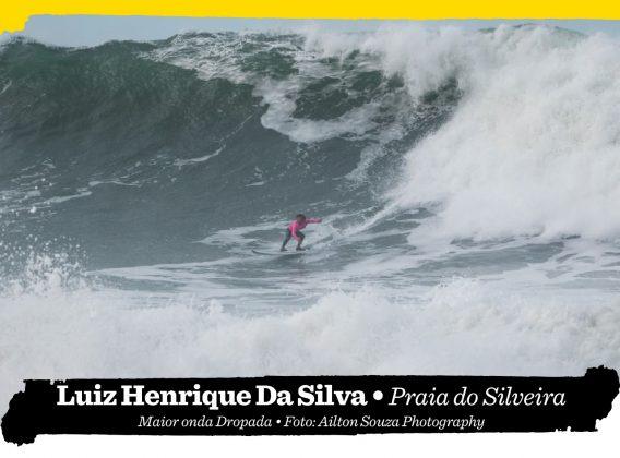 Luiz Henrique da Silva, Praia do Silveira (SC). Foto: Ailton Souza.