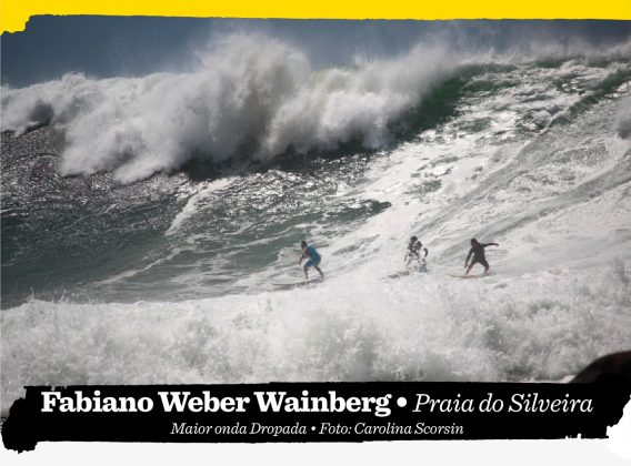 Fabiano Weber Wainberg, Fabiano Weber Wainberg, Praia do Silveira (SC). Foto: Carolina Scorsin.