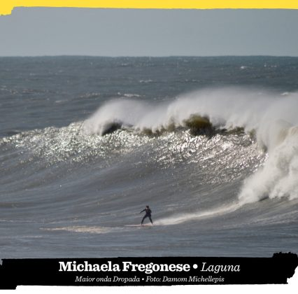 Michaela Fregonese, Laguna (SC). Foto: Damon Michellepis.