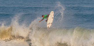 Weslley fatura Surf Treino