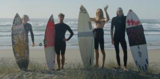 Pra salvar o humor no surfe