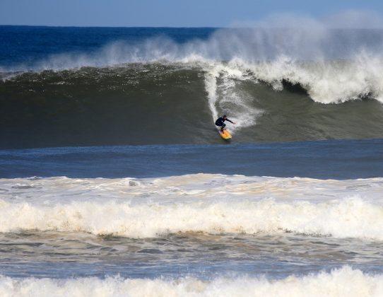 Fabiano Tissot, Praia do Cardoso, Laguna (SC). Foto: Luis Reis.