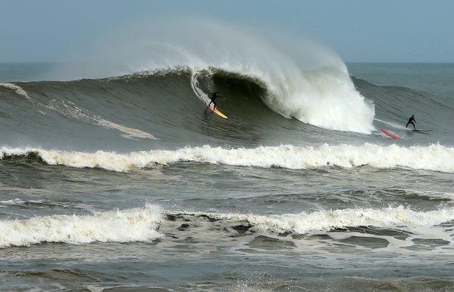 Fred Farol, Praia do Cardoso, Laguna (SC). Foto: Luis Reis.
