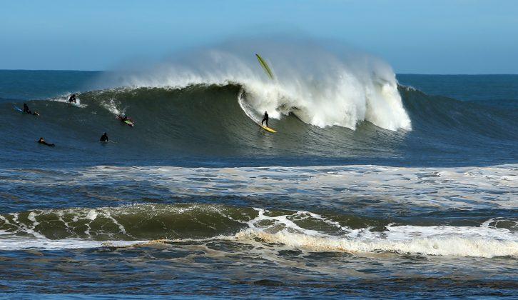Fred Zapellin, Praia do Cardoso, Laguna (SC). Foto: Luis Reis.