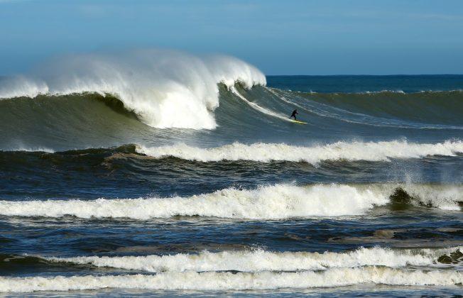 Francklin Marinho, Praia do Cardoso, Laguna (SC). Foto: Luis Reis.