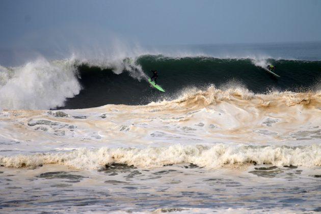 Gustavo Leindecker, Praia do Cardoso, Laguna (SC). Foto: Luis Reis.