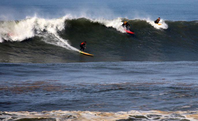 Juninho Meteoro, Praia do Cardoso, Laguna (SC). Foto: Luis Reis.