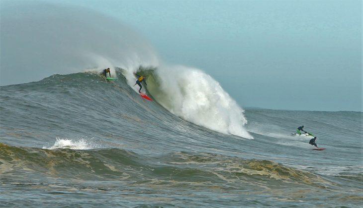 Leandro Oliveira, Praia do Cardoso, Laguna (SC). Foto: Luis Reis.