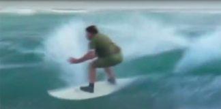 Caçador de ondas?