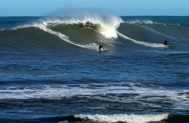 Vitor Mendonça, Praia do Cardoso, Laguna (SC). Foto: Luis Reis.