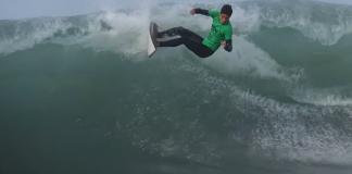 Alto nível no Surf Treino