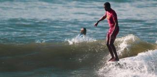 Surf treino marcado em Ubatuba