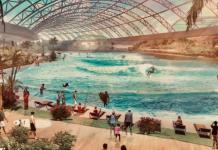 A nova piscina da Alemanha