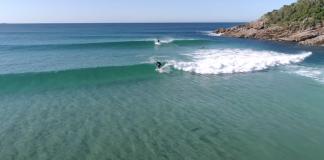 Piscina de ondas natural