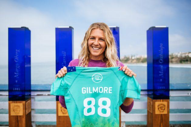 Stephanie Gilmore, Rip Curl WSL Finals 2021, Trestles, Califórnia (EUA). Foto: WSL / Thiago Diz.
