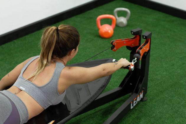 Surf Evolution, equipamento de treinamento para boardsports. Foto: Divulgação.