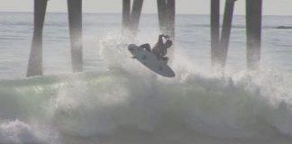 San Clemente embaixo do píer