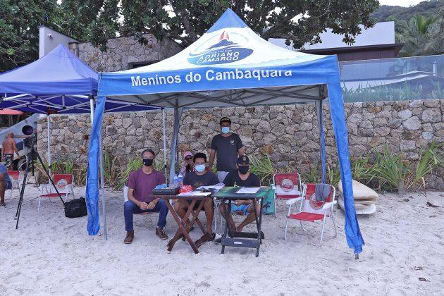 Escola Adriano Camargo, Juquehy, São Sebastião (SP). Foto: Munir El Hage.