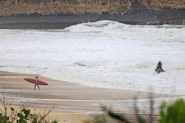 Itacoatiara Big Wave 2021, Niterói (RJ). Foto: Matheus Couto.