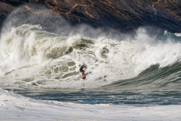 Ian Cosenza, Itacoatiara Big Wave 2021, Niterói (RJ). Foto: Matheus Couto.