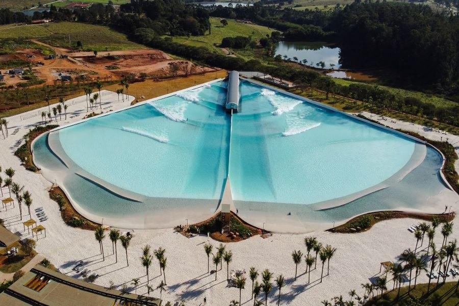 Wavegarden traz evolução das piscinas de ondas pensadas para performance.