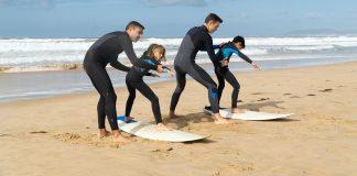 Presentes pra molecada surfista
