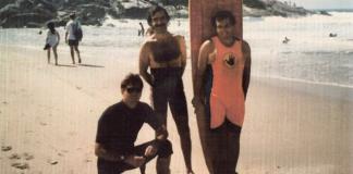 Barletta, o surfista de alma