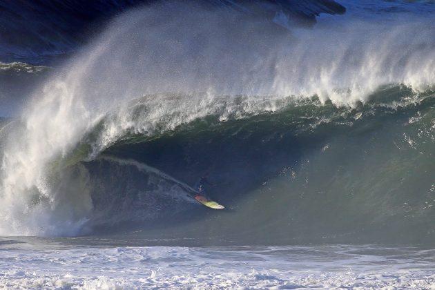 Lucas Chumbo, Itacoatiara Big Wave 2021, Niterói (RJ). Foto: Tony D'Andrea.
