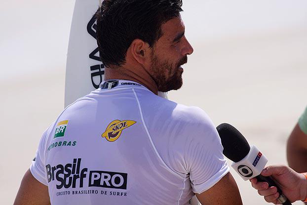 Léo Neves, Brasil Surf Pro 2010, Barra da Tijuca (RJ). Foto: Pedro Monteiro.