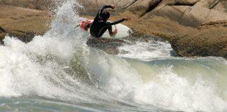 Mar clássico, surfe proibido