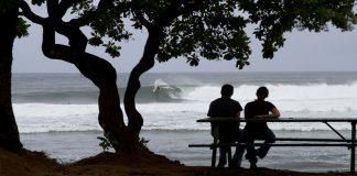 O surfista doente