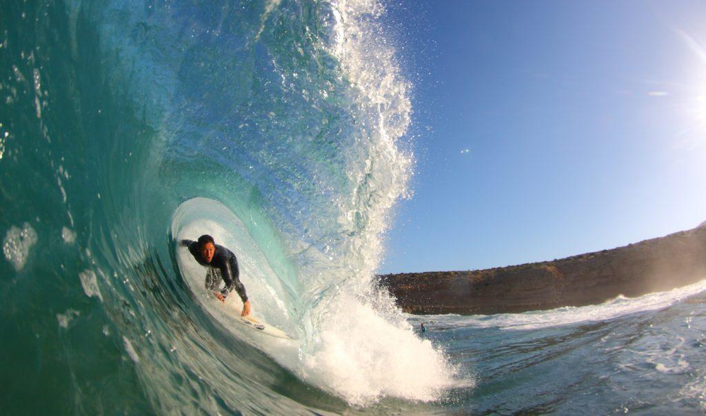 Fabio Gouveia foi um dos grandes responsáveis pelo atual nível do surfe brasileiro.