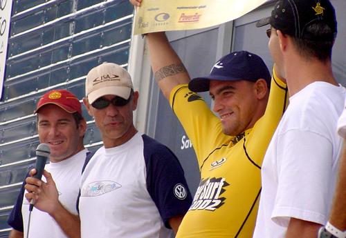 Léo Neves garantiu a supremacia carioca no pódio com a vitória da Expression Session. Foto: Ricardo Macario.