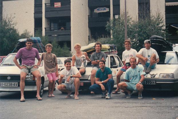 Foto 8: Hossegor, França, 1989