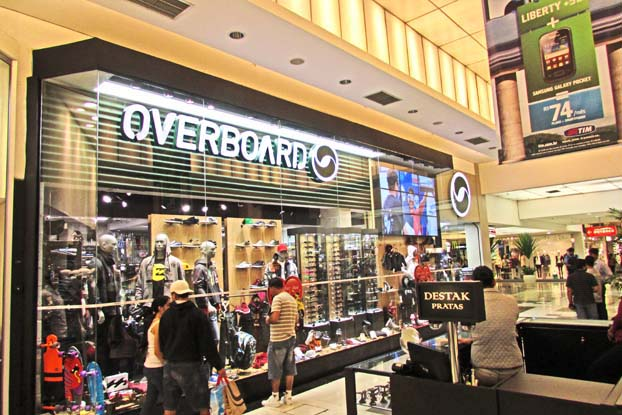 7809147a19 overboard_blemos_IMG_, Overboard, Shopping Aricanduva, São Paulo (SP).  Foto: Ígor