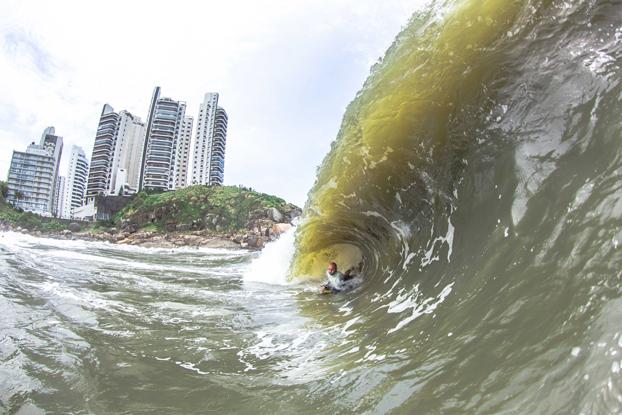 Abner Scoppetta, The Rock, Guarujá (SP)