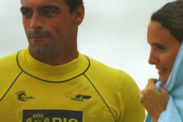 Leo Neves , última etapa do Circuito Estadual de Surf Profissional do Rio, Prainha, Rio de Janeiro (RJ). Foto: Pedro Monteiro.
